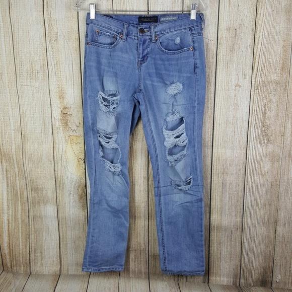 Aeropostale Denim - Aeropostale Boyfriend Womens Jeans Size 0